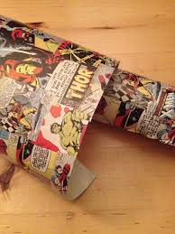 marvel wrapping paper marvel wrapping paper search gifts
