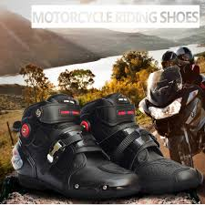 mc riding boots compare prices on motorcycle racing leathers online shopping buy