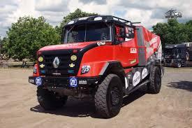 renault dakar dieciocho ruedas renault introduce camión convencional en dakar 2017