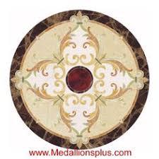 sanoma 36 waterjet medallion medallionsplus com floor