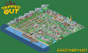 springfield map my accurate springfield map tappedout