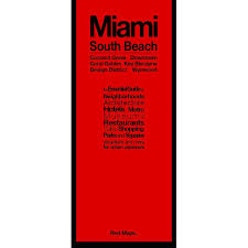 Map Of South Beach Miami by Miami South Beach City Guide By Red Maps