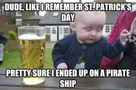 Funny St Patricks Day Meme - st patrick s day memes popsugar tech