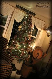 Best Christmas Decorated Homes by Primitive Country Christmas Decor