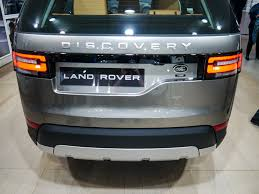 discovery land rover back paris 2016 land rover discovery looks forward not back car