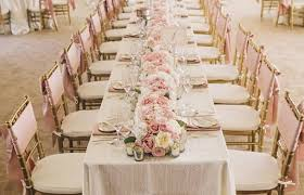 wedding theme a blush wedding theme