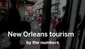 orleans tourism bureau orleans 2015 tourism by the numbers nola com