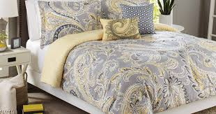 Grey Comforters Grey And Yellow Bedding Yellow And Gray Bedding Peter And I Have