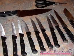 Sharpening Kitchen Knives Kitchen Self Sharpening Kitchen Knife And 31 Self Sharpening