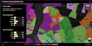 Nyc Neighborhoods Map Map See How Demographics Have Shifted In Every Nyc Neighborhood