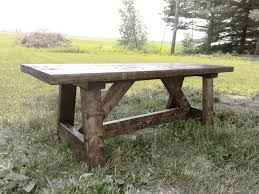 ana white rustic providence entry bench diy projects