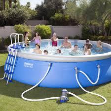 pool cover water pump fast set 18 u0027 x 48
