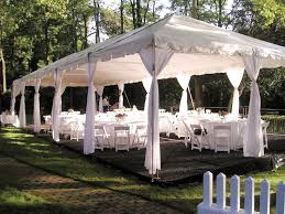 renting a tent tent rentals party rental miami