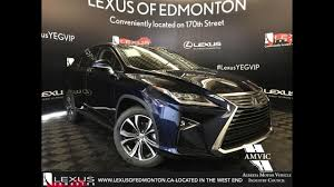 lexus north park service blue 2017 lexus rx 350 executive package walkaround review
