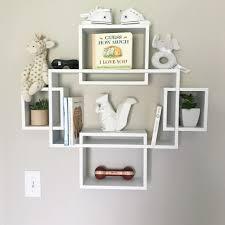 White Nursery Bookcase by Elliott U0027s Updated Nursery Mrs Coco Wyse
