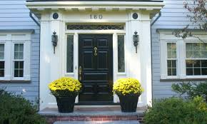 colonial home style colonial front door pictures designs styles black doors colors