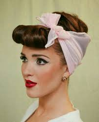 1950s hair accessories image result for 1950 hair and makeup styles brand image hair