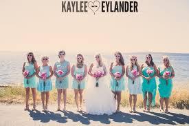 turquoise wedding island community center wedding turquoise pink diy my