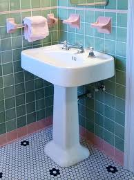 Vintage Bathroom Fixtures For Sale Retro Blue Bathroom Sinks For Sale New Vintage Bathroom Sinks For