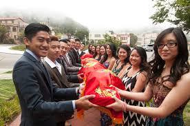 wedding gift exchange đám hỏi a engagement ceremony tuan huynh