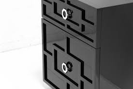 Black Gloss Side Table Www Roomservicestore Com St Tropez Black Gloss Side Table
