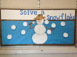 winter interactive bulletin board teaching tales along the