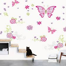 aliexpress com buy colorful carton butterfly flower diy poster