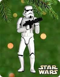 hallmark keepsake ornament wars imperial stormtrooper on
