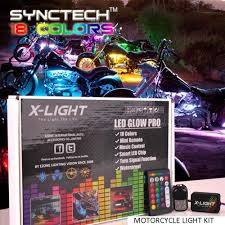 synchronized lights and kit 100 images motorcycle display