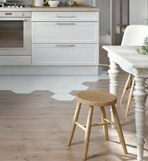 Tile In The Kitchen - 29 gorgeous floor transition ideas for your home comfydwelling com