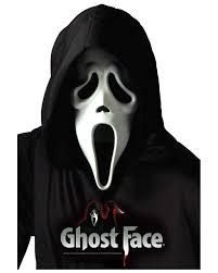 gorilla halloween mask original scream mask ghostface mask of wes craven horror shop com