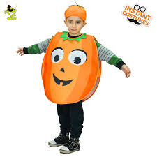 Boys Pumpkin Halloween Costume Compare Prices Fancy Dress Kids Shopping