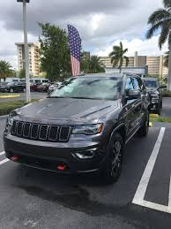 jeep trailhawk 2017 just picked up my new jeep grand cherokee trailhawk 2017 jeep