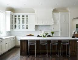 white kitchen with island wood kitchen island foter