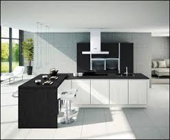 cuisine moderne blanc stunning cuisine noir et blanc pictures design trends 2017