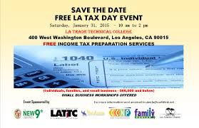 Save The Date Business Email socalfreetaxhelp u2013 southern california resource for free tax help