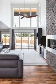 contemporary livingroom ventilateur kenda ac17152 sn style and salons