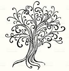 abstract tree stock vector art 164155292 istock