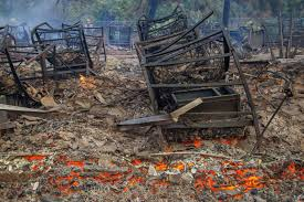 Wildfire Western Us by Wildfires Ravage The West Coast Photos Abc News