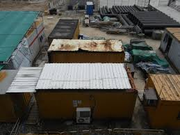 construction site offices container buildings workers sheds loversiq