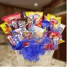 candy gift baskets candy cookie and chip basket gift baskets in pembroke ma candy