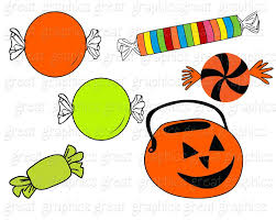 halloween clipart halloween candy border clip art festival collections clipart of a