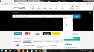 naukri resume writing how to search jobs on naukri com youtube how to search jobs on naukri com