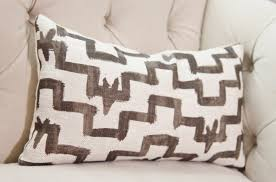 Designer Throw Pillows For Sofa by Zak And Fox Designer Linen Pillow Tulu Brown Pillow Cover