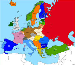 Map Of Ww1 Europe by Alternate Ww1 Map Thread Page 3 Alternate History Discussion