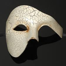 mardi gras masks for men venetian half men mask masquerade mardi gras phantom of