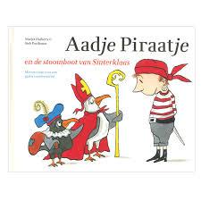 aadje piraatje en de stoomboot van sinterklaas online kopen
