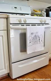kitchen towel craft ideas turn childrens art into tea towels kids craft kids artwork fun