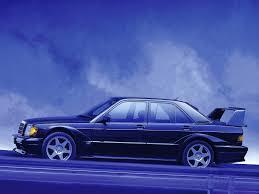 mercedes benz 190 e 2 5 16 evolution ii specs 1990 1991