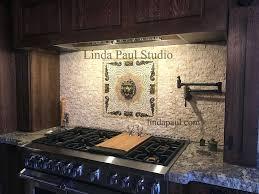 backsplash medallions kitchen kitchen backsplash medallions ideas decorative tile inserts